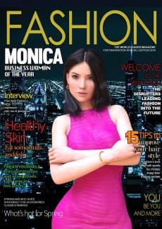 Fashion Business: Monica's Adventures
