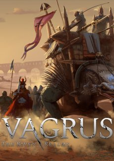 Vagrus - The Riven Realms