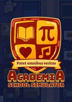Постер Academia : School Simulator