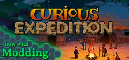 Логотип The Curious Expedition