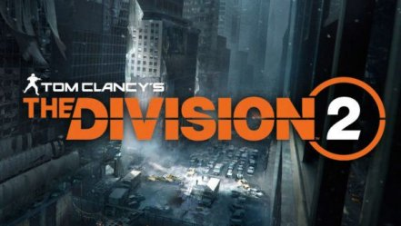 Логотип Tom Clancy's The Division 2