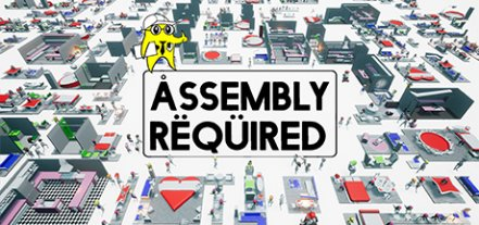Логотип Assembly Required