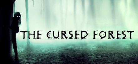 Логотип The Cursed Forest