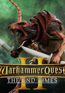 Постер Warhammer Quest 2: The End Times