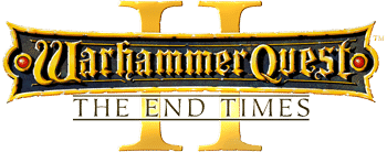 Логотип Warhammer Quest 2: The End Times