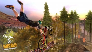 Скриншот четвёртый из Shred! 2 - Freeride Mountainbiking