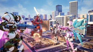 Скриншот четвёртый из Override: Mech City Brawl
