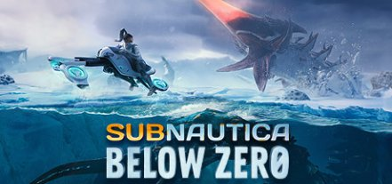 Логотип Subnautica Below Zero
