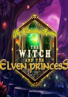 Постер The Enthralling Realms 4:  The Witch and the Elven Princess