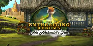 Логотип The Enthralling Realms 4:  The Witch and the Elven Princess
