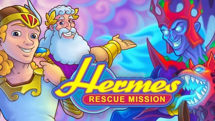 Логотип Hermes: Rescue Mission