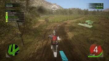 Скриншот третий из Monster Energy Supercross - The Official Videogame 2