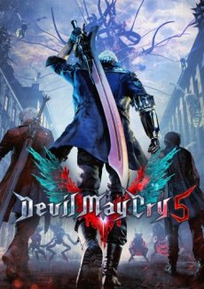 Постер Devil May Cry 5 Deluxe Edition