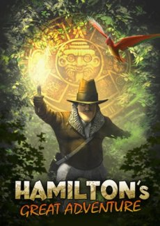 Постер Hamilton's Great Adventure