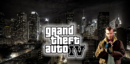 Логотип Grand Theft Auto IV - Final Mod
