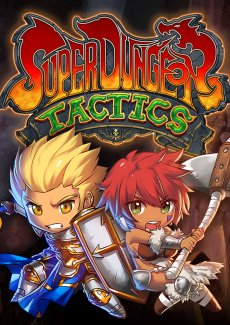 Постер Super Dungeon Tactics