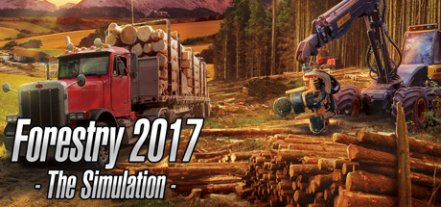 Логотип Forestry 2017 - The Simulation