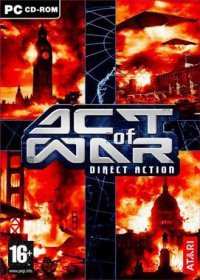 Постер Act of War: Direct Action