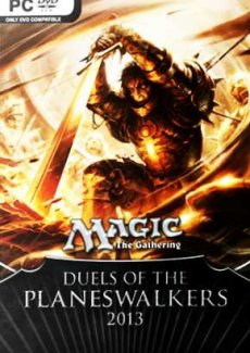 Magic The Gathering Duels of the Planeswalkers 2013