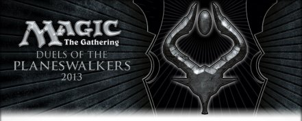Логотип Magic The Gathering Duels of the Planeswalkers 2013