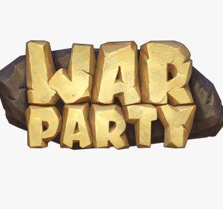 Логотип Warparty