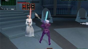 Скриншот первый из Star Wars: Knights of the Old Republic