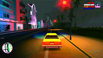 Скриншот первый из Grand Theft Auto Vice City - Real Mod 2014