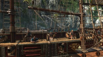 Скриншот второй из Assassin's Creed 4: Black Flag