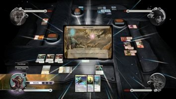 Скриншот второй из Magic The Gathering Duels of the Planeswalkers 2013
