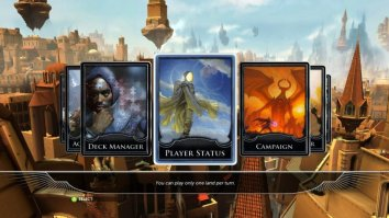 Скриншот первый из Magic The Gathering Duels of the Planeswalkers 2013
