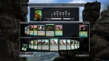 Скриншот четвёртый из Magic The Gathering Duels of the Planeswalkers 2013