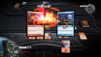 Скриншот третий из Magic The Gathering Duels of the Planeswalkers 2013