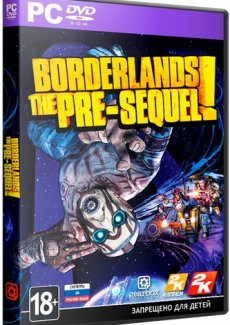 Постер Borderlands The Pre Sequel Remastered