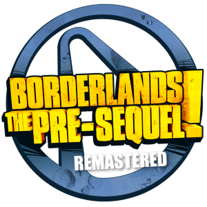 Логотип Borderlands The Pre Sequel Remastered