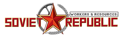 Логотип Workers & Resources: Soviet Republic
