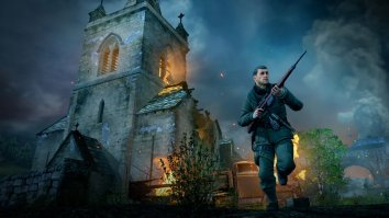 Скриншот второй из Sniper Elite V2 Remastered
