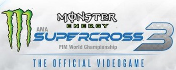Логотип Monster Energy Supercross - The Official Videogame 3