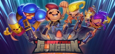 Логотип Exit the Gungeon