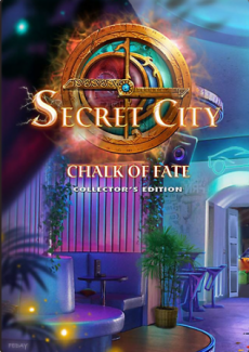Secret City 4: Chalk of Fate Collector's Edition
