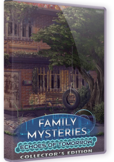 Family Mysteries 2: Echoes of the Tomorrow Collector's Edition