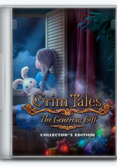 Grim Tales 18: The Generous Gift Collector's Edition