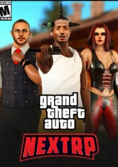 Grand Theft Auto: San Andreas - NEXT RP
