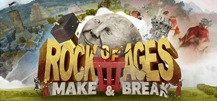 Логотип Rock of Ages 3: Make & Break