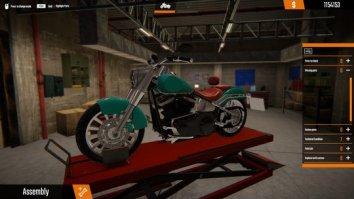 Скриншот четвёртый из Biker Garage: Mechanic Simulator